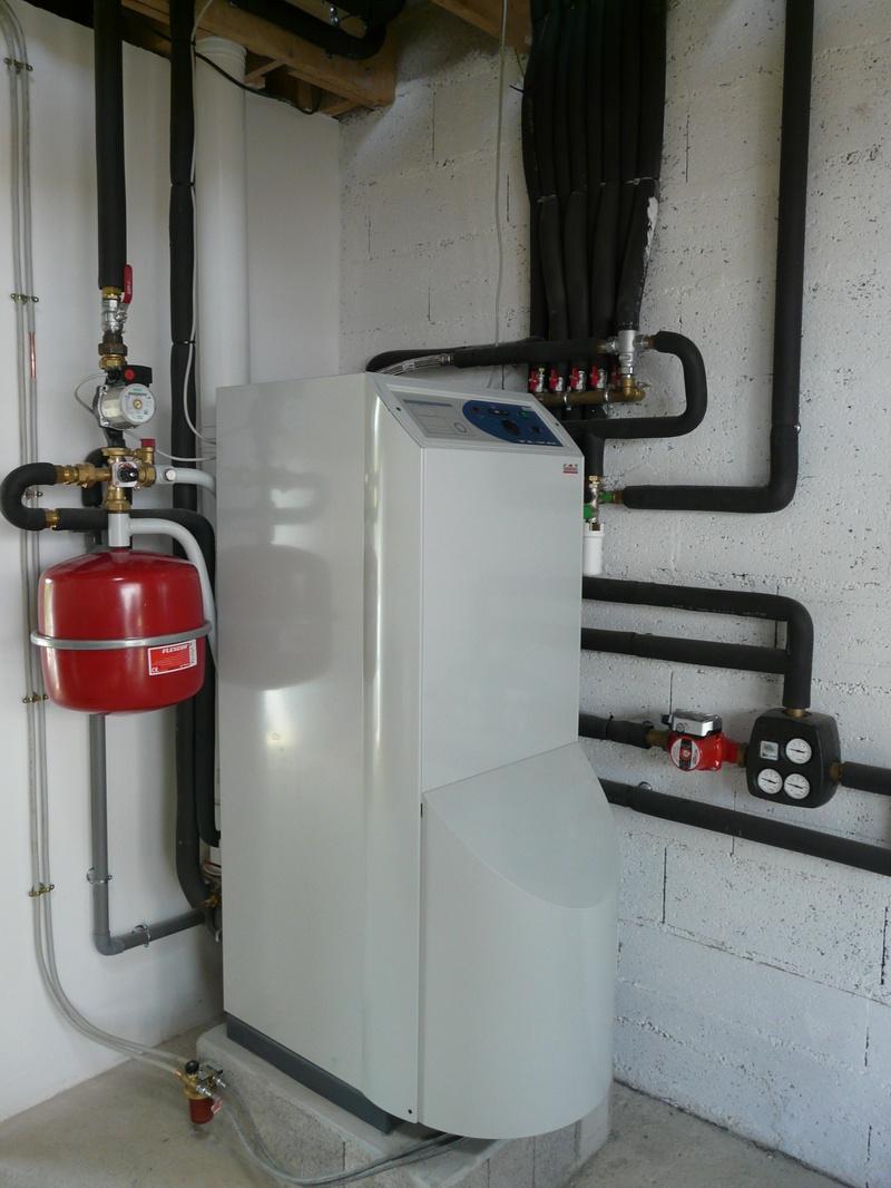 Geminox Condensating Boiler